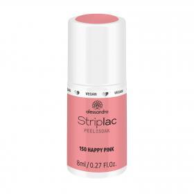Striplac Peel or Soak 150 Happy Pink