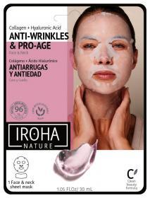 Face & Neck Mask Collagen - antiage