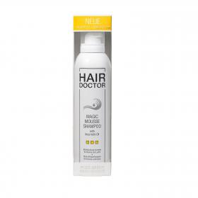 Magic Mousse Shampoo with Inca Inchi Oil