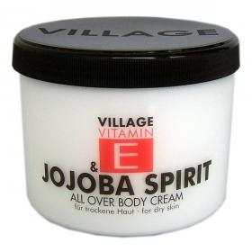 Village Vitamin E Bodycream Jojoba Spirit