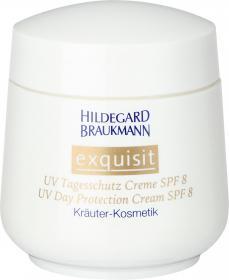 Exquisit UV Tagesschutz Creme SPF8