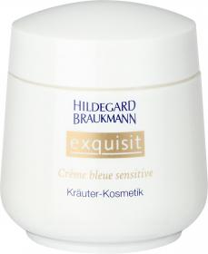 Exquisit Crème bleue sensitive