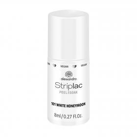 Striplac Peel or Soak 101 White Honeymoon