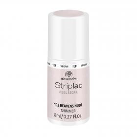 Striplac Peel or Soak 102 Heavens Nude