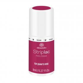 Striplac Peel or Soak 134 Juan's Kiss