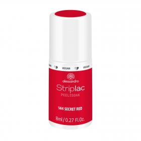 Striplac Peel or Soak 144 Secret Red