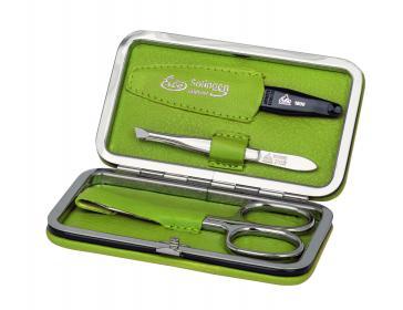 ERBE Manicure Bügeletui kl.grün