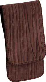 ERBE Manicure-Etui Wood braun 3tlg