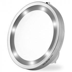 Becker LED Spiegel 15cm Saugnäpfe