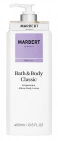 Bath & Body Classic Körperlotion + Profutura Anti-Aging Nachtampulle GRATIS