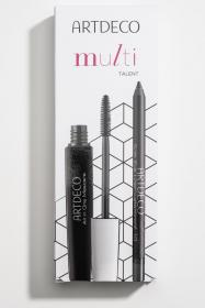 All in One Mascara+Soft Eye Liner WP Set