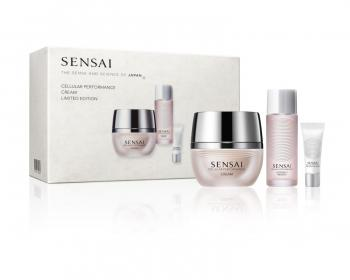 SENSAI CELLULAR PERFORMANCE CREAM LIMITED SET