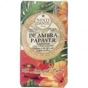 ND Soap De Ambra Papaver 250g