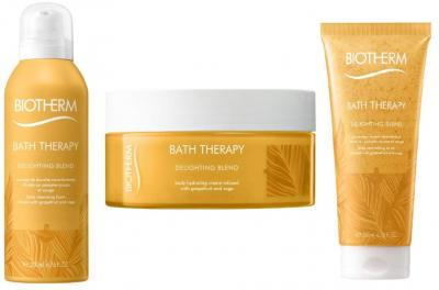 BIO Bath Therapy Delighting Blend Set