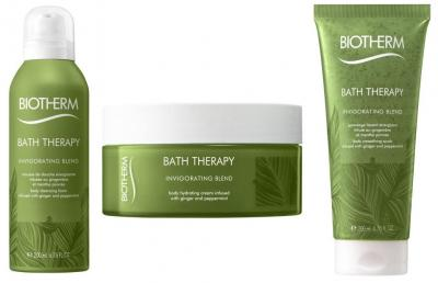 BIO Bath Therapy Invigorating Blend Set
