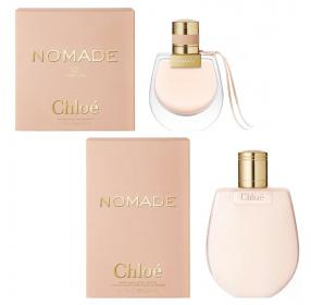 Chloe Nomade Fan Set EdP 50ml & Body Lotion 200ml