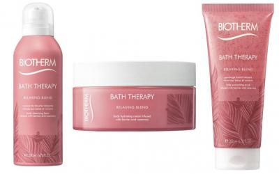 BIO Bath Therapy Relaxing Blend Set