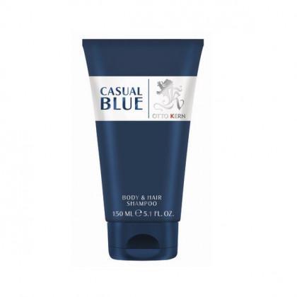 Casual Blue Man Body & Hair Shampoo
