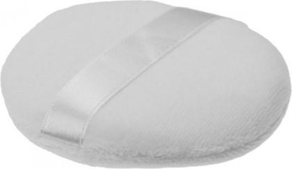 Puderquaste weiß 10cm