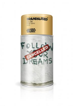 Brandalised Live Life Bodyspray