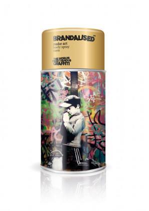 Brandalised Make Art Bodyspray