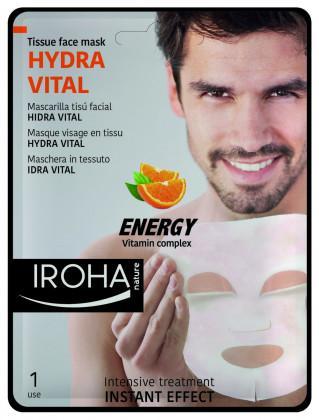 Iroha Gesichtsmaske for men