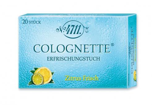 Kölnisch Wasser Anwendung
