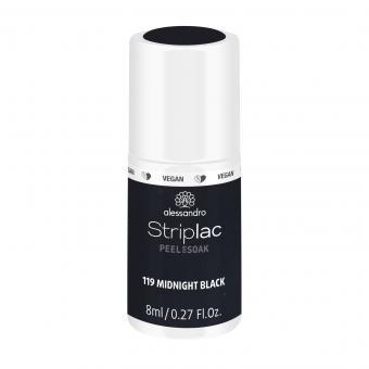 Striplac Peel or Soak 119 Midnight Black
