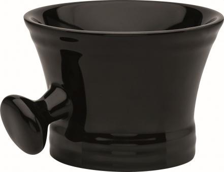 ERBE Seifenschale Keramik schwarz