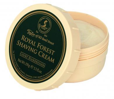 Taylor Royal Forest Shaving Cream 150g