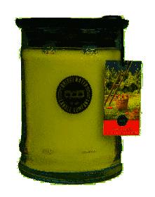Candle Jar Large Fresh Apple