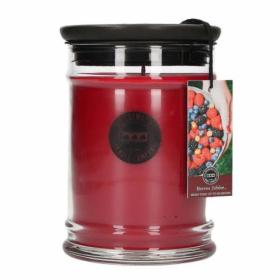 Candle Jar Large Berries Jubilee