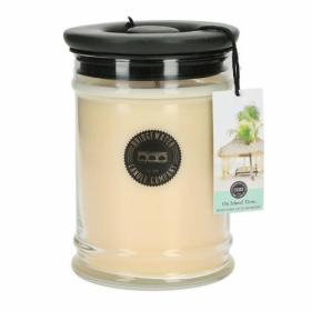 Candle Jar Large On Island Time
